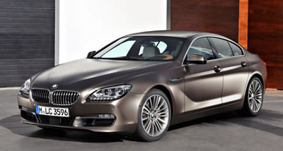 New BMW 6 Series
